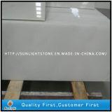 Mármore branco puro Polished/mármore branco do jade para telhas e lajes