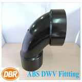 4 Inch Size 1/4 Bend Type ABS Dwv Fitting