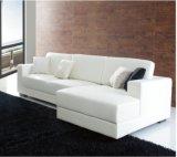 家の使用(SF017)のための熱い販売現代L形のソファー