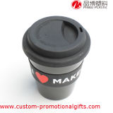 Große Kapazitäts-bunter Plastikkaffeetasse-Förderung-Becher