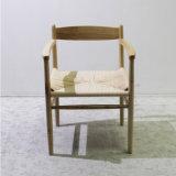 編みこみの椅子