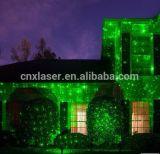Выставка репроектора звезды света рождества лазера на Halloween, рождество, партия с Ce, RoHS