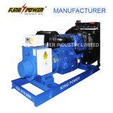 gerador 500kw Diesel silencioso usado na central eléctrica