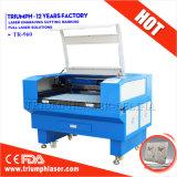 Машины лазера сбывания триумфа автомат для резки лазера СО2 фокуса высокой точности автомата для резки 9060 лазера горячей миниый автоматический (CE)