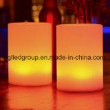 De BinnenVerlichting van de Lijst van het Meubilair van de Tuin van de Schemerlamp van batterijkabels RGBW
