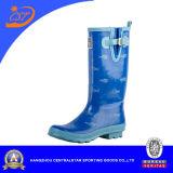 Ботинки дождя дешевых женщин способа резиновый