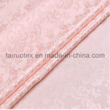 絹のための反応印刷されたクレープのジャカード絹はファブリックをやめた