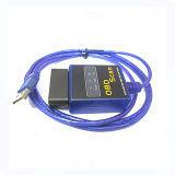 Hulpmiddel van de Scanner van USB Elm327 V1.5 Obdii het Kenmerkende