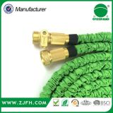 jardín Hose de los 75FT Solid Brass Extremo Gardening Tool Flexible Magic
