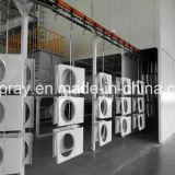 Laccatura della cabina di polverizzazione di cottura della macchina della cabina della pittura del forno