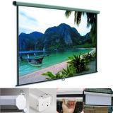 Écran de projecteur motorisé portable de haute qualité