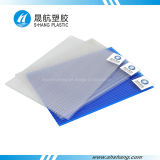 Twin-Wall Polycarbonate PC Plastic Panel with UV Coating