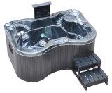 새로운 디자인 소형 안마 온수 욕조 (JCS-23)