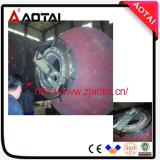 Nc Control, Servo Motor, Od Mounted auf Site Machining Flange Facing Facer Machine