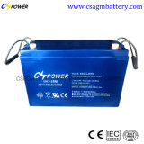 Qualitäts-tiefe Schleife AGM-Batterie 12V65ah für Solarspeicherung
