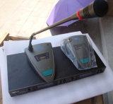 4 Gooseneck van het kanaal de Professionele Draadloze Microfoon van de Conferentie