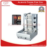 Asador principal de Kebab del gas GB800 3