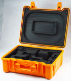 Caisse imperméable à l'eau d'outillage de constructeur de la Chine de boîte à outils en plastique de valise