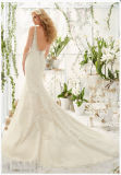 2016 [أفّ-شوولدر] شريط بلّوريّة زفافيّ عرس ثياب (2803)