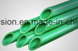 Assurance qualité de machine d'extrudeuse pour des pipes de PP-R