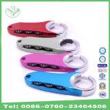 Farben-Miniarbeitsweg-Gepäck-Verschluss-rückstellbarer 3 Digit-Kombinations-Vorhängeschloss-Kennwort-Koffer
