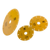 Laser Welding Diamond Saw Blade/Multi-Purpose Saw Blade per Marble