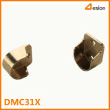 25mm Durchmesser-Zink-Legierungs-Garderoben-Gefäß-Halter