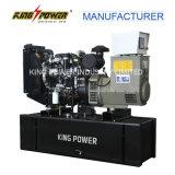 36kw/45kVA小さいパーキンズエンジン力の無声電気ディーゼル発電機
