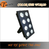 8*100W Single Cool White ou Warm White DEL Blinder Stage Light