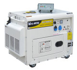 2-5kw Silent Power Diesel Generator Set (DG6500SE New Type)