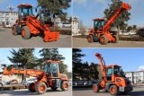 Forte Telescopic Wheel Loader (HQ915T) con Ce