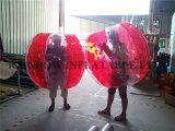خارجيّة كرة قدم فقاعات كرة, قابل للنفخ مصدّ كرة, جنس [بومر] كرة