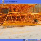 6018model 10ton топлесс Tower Crane Top Slewing Cranes