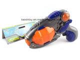 Plastic Toy van B/O Gun met Flashing Laser Light