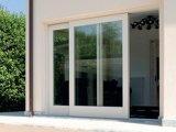 Aluminium schiebendes Windows mit Doppeltem glasierte