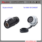Cnlinko 12V Connector/Data Connector/Multipole Connectors per il LED Screen, LED Lighting
