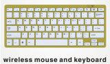clavier et souris d'ordinateur d'ordinateur portable sans fil de multimédia de 78keys 2.4G mini