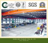Pipe d'acier inoxydable d'échangeur de chaleur d'ASTM 304/316