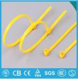 UL RoHS ging de Zelfsluitende Nylon Goedkope Prijzen van de Fabrikant van de Band van de Kabel over