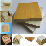 Furniture/Door/Kitchen Cabinets를 위한 18mm UV MDF Board