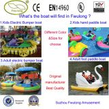 Adult를 위한 Fwulong Inflatable Battery Bumper Boat