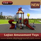 De nieuwe OpenluchtSpeelplaats van de Kinderen van Multiplay van het Ontwerp (x1507-3)