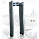 Gang door Detector vo-8000 van het Metaal met LCD