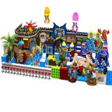 Free Designの子供Theme Park Soft Indoor Playground