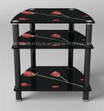 ガラス高品質の現代家具安いLCD TVの立場(BR-TV892)