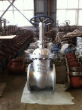 세륨을%s 가진 DIN3352 GS-C25 Wcb A216 Rising Stem Gate Valve