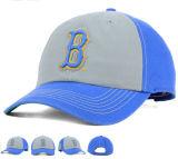 Новая бейсбольная кепка задней части велкроего качества конструкции способа