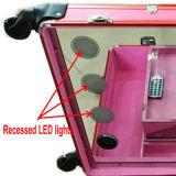 Profesional cosméticos maquillaje titular estudio de embalaje caso (HB-3600)