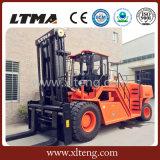 Ltmaの建設用機器のトラック35tのディーゼルフォークリフトの熱い販売