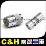 Стали точности Xiamen части CNC изготовленный на заказ алюминиевой подвергая механической обработке